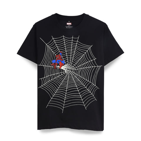 MARVEL - Spider-Man Web T-Shirt - Simply Toys