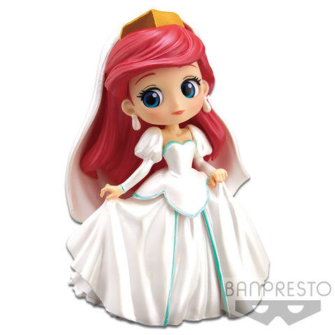 Banpresto Disney Q Posket Petit - Story of the Little Mermaid (Version E) - Simply Toys