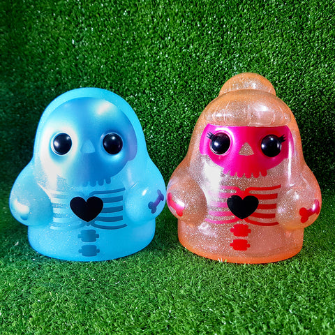 [Simply Toys Exclusive] Bimtoy Tiny Ghost - Till Death Do Us Part