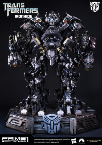 Prime 1 Studios - Transformers - Museum Masterline Transformers Ironhide ( Exclusive )
