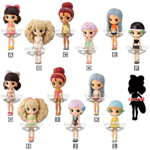 Banpresto Q Posket Friends Petit - Vacation