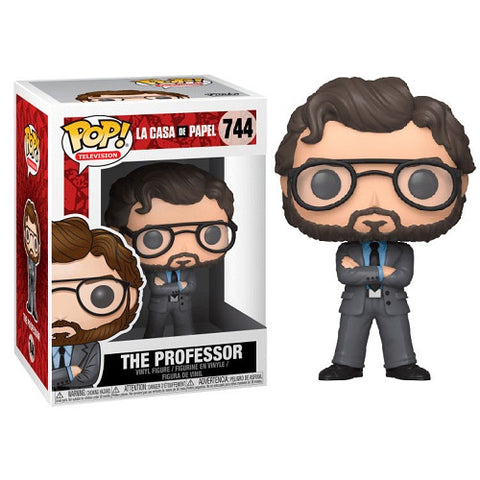 Funko POP! Television – Money Heist #744 – The Professor