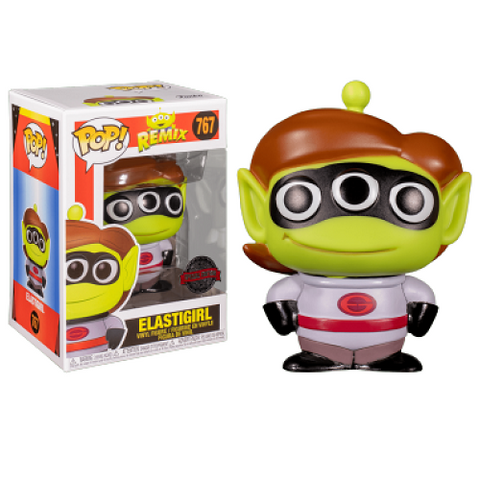 Funko Pop! Disney - Pixar Alien Remix #767 - Elastigirl (SilverSuit) (Exclusive)