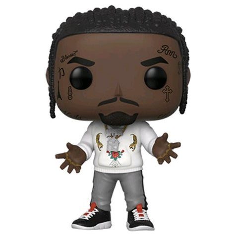 Funko Pop! Rocks - Migos #108 - Offset - Simply Toys