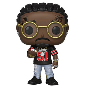 Funko Pop! Rocks - Migos #109 - Quavo - Simply Toys