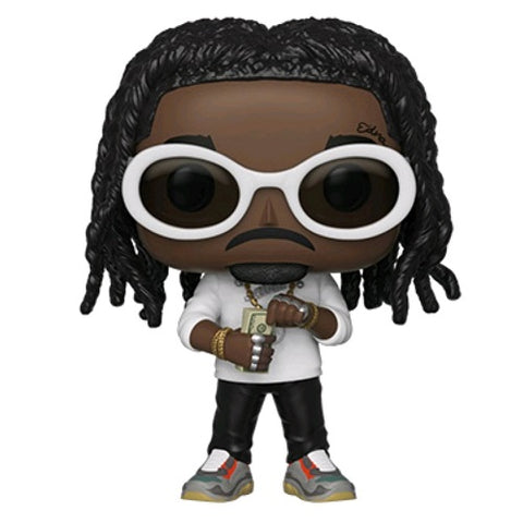Funko Pop! Rocks - Migos #110 - Takeoff - Simply Toys