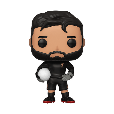 Funko Pop! Sports - Football: Liverpool #25 - Alisson Becker