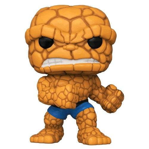 Funko Pop! MARVEL - Fantastic Four #560 - The Thing - Simply Toys