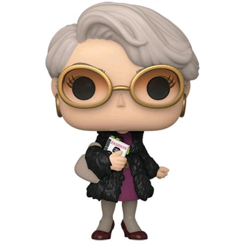 Funko Pop! Movies - The Devil Wears Prada # 869 - Miranda Priestly - Simply Toys