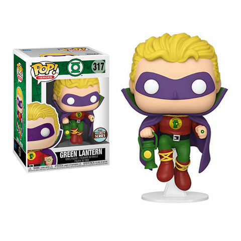Funko Pop! Heroes – DC Comics #317 – Green Lantern (Exclusive)