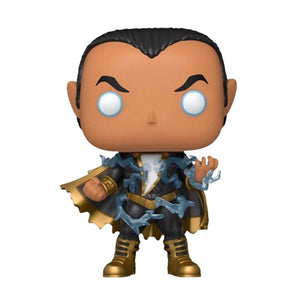 Funko Pop! Heroes –  DC 348 - Black Adam (w Energy) (Exclusive)