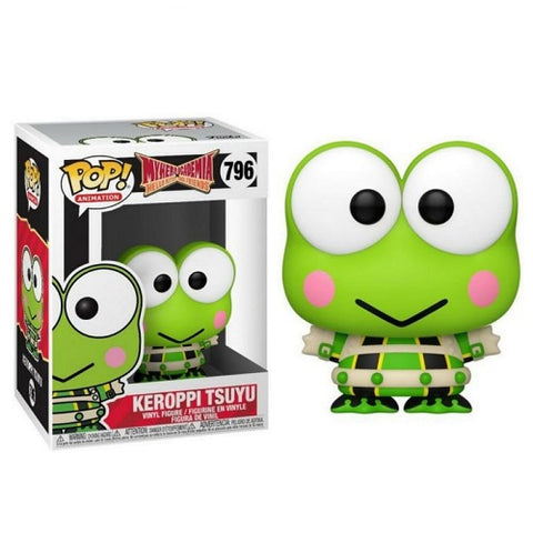 Funko Pop! Animation – Sanrio / My Hero Academia #796 – Keroppi Tsuyu