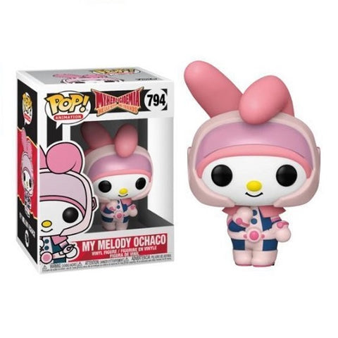 Funko Pop! Animation – Sanrio / My Hero Academia #794 – My Melody Ochaco