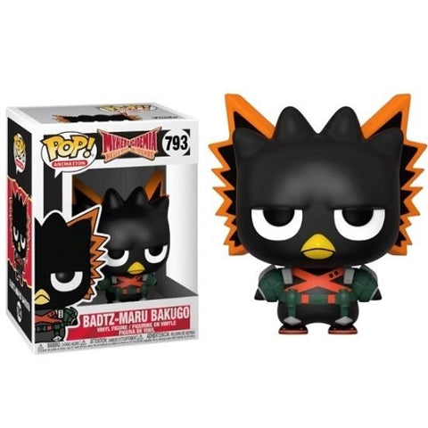 Funko Pop! Animation – Sanrio / My Hero Academia #793 – Badtz Maru Katsuki