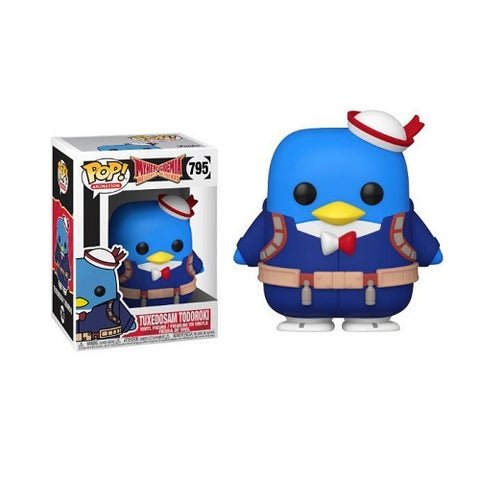 Funko Pop! Animation – Sanrio / My Hero Academia #795 – Tuxedo Sam Shoto