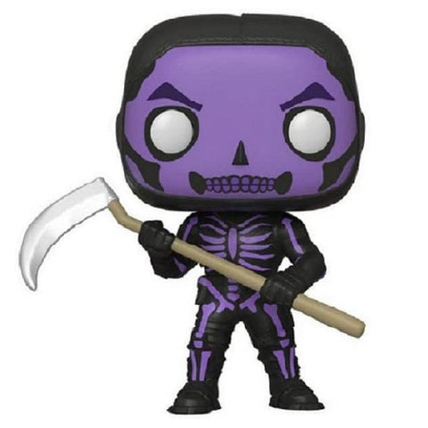 Funko Pop! Games - Fortnite #438 - Skull Trooper (Purple) (Exclusive)