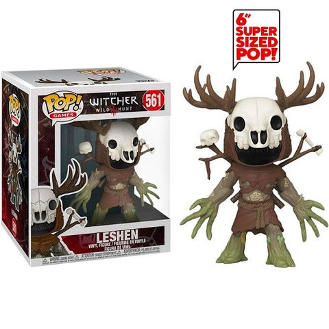 Funko Pop! Games – Witcher 3 #561 – Leshen (6 Inch) (Exclusive)