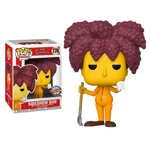 Funko Pop! Animation – The Simpsons #774 – Sideshow Bob (Exclusive)