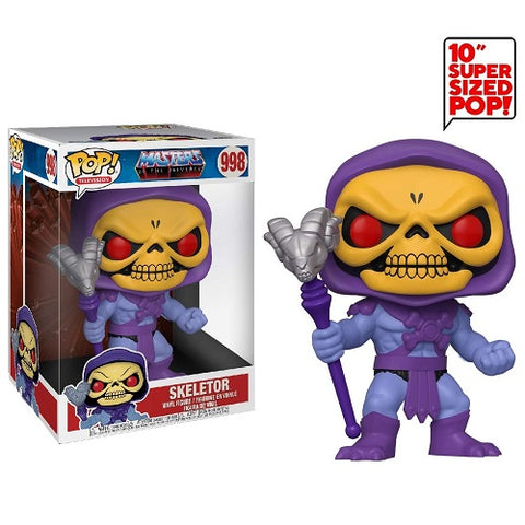 Funko Pop! Animation - Masters Of The Universe #998 - Skeletor (10 Inch)