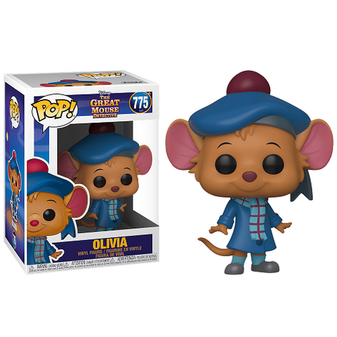 Funko POP! Disney – The Great Mouse Detective #775 – Olivia