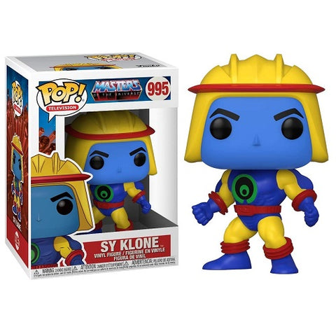 Funko Pop! Animation - Masters Of The Universe #995 - Sy-Klone