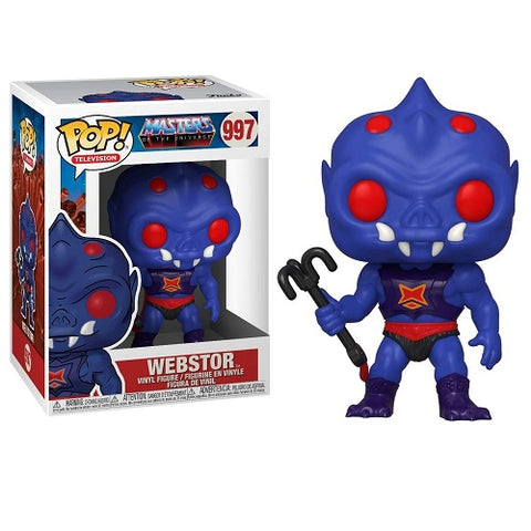 Funko Pop! Animation - Masters Of The Universe #997 - Webstor