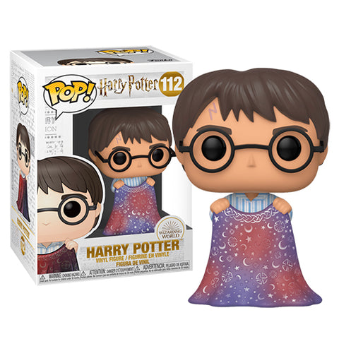 Funko Pop! Movies – Harry Potter #112 – Harry Potter Invisible Cloak