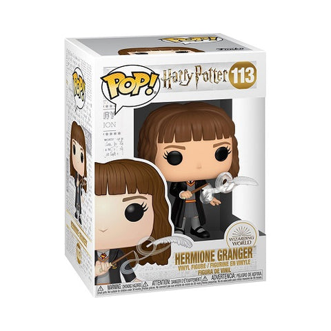 Funko Pop! Movies - Harry Potter #113 - Hermione Granger (With Feather)