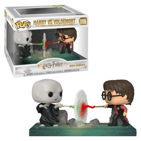 Funko Pop! Movie Moments - Harry Potter #119 - Harry Potter vs Voldemort