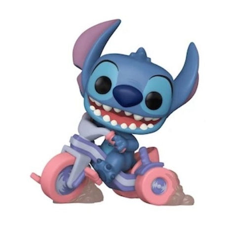Funko Pop! Deluxe - Lilo & Stitch #784 - Stitch on Tricycle (Exclusive)