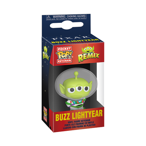 Pocket Pop! Keychain – Pixar Alien Remix – Buzz