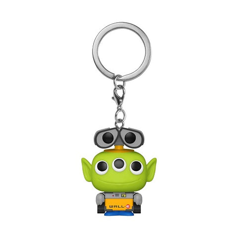 Pocket Pop! Keychain - Pixar Alien Remix - Wall-E