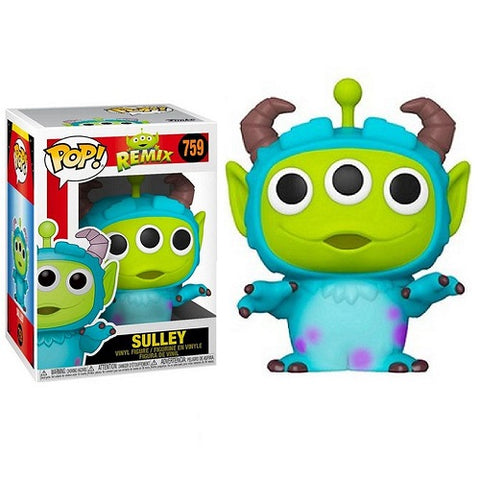 Funko Pop! Disney - Pixar Alien Remix #759 - Sulley
