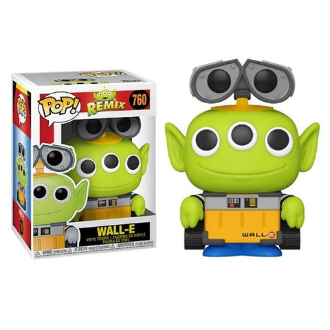 Funko Pop! Disney - Pixar Alien Remix #760 - Wall-E