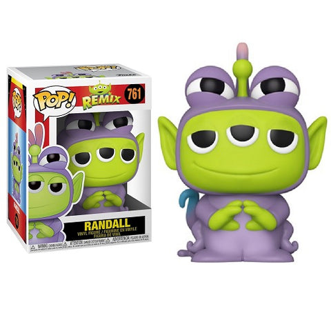 Funko Pop! Disney - Pixar Alien Remix #761 - Randall
