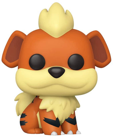 Funko Pop! Games - Pokemon #597 - Growlithe