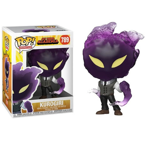 Funko POP! Animation – My Hero Academia #789 – Kurogiri