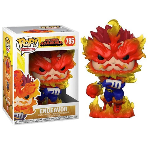 Funko POP! Animation – My Hero Academia #785 – Endeavor