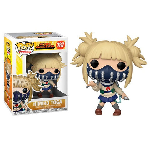 Funko POP! Animation – My Hero Academia #787 – Himiko Toga With Face Cover
