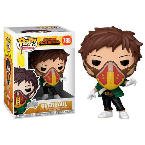Funko POP! Animation – My Hero Academia #788 – Kai Chisaki (Overhaul)
