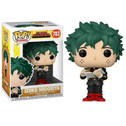 Funko POP! Animation – My Hero Academia #783 – Deku (Middle School Uniform)