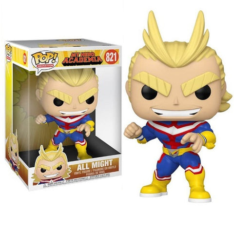 Funko POP! Animation – My Hero Academia #821 – All Might (10 Inch)