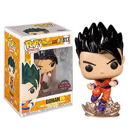 Funko Pop! Animation - Dragon Ball Super S4 #813 -  Gohan (Metallic) (Exclusive)