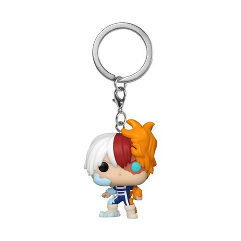 Pocket Pop! Keychain – My Hero Academia – Todoroki (Glow In The Dark) (Exclusive)