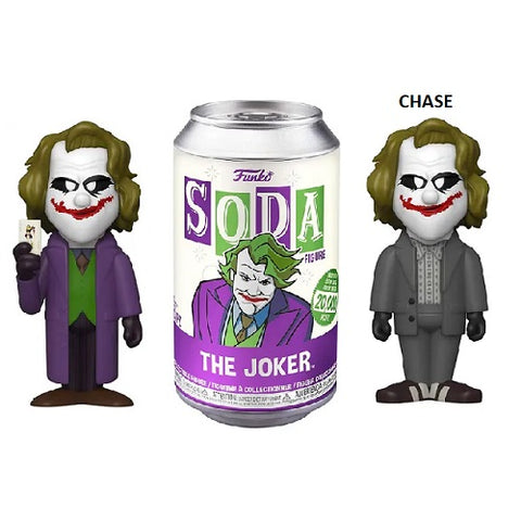 Funko SODA - DC Comic - Heath Ledger Joker