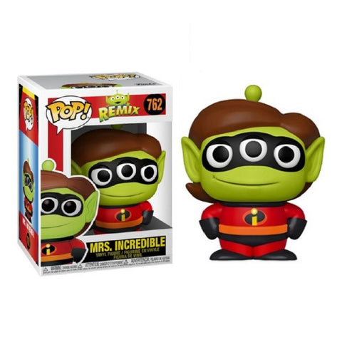 Funko Pop! Disney - Pixar Alien Remix #762 - Mrs Incredible