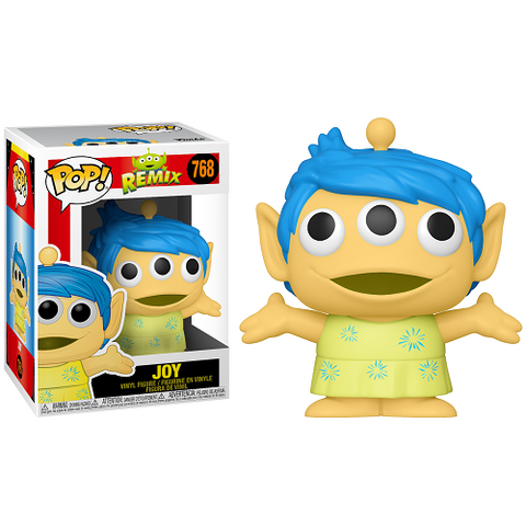 Funko Pop! Disney - Pixar Alien Remix #768 - Joy (Funko Specialty) (Exclusive)