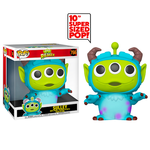 Funko Pop! Disney - Pixar Alien Remix #766 - Sulley (10 Inch)