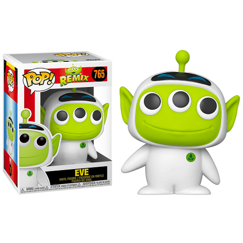 Funko Pop! Disney - Pixar Alien Remix #765 - Eve