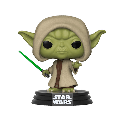 Funko Pop! Star Wars - Battlefront #393 - Hooded Yoda (Exclusive)